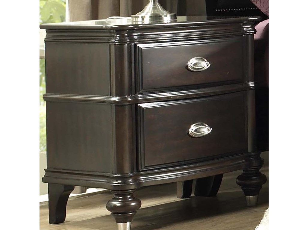 Avalon Furniture Dundee PlaceNightstand