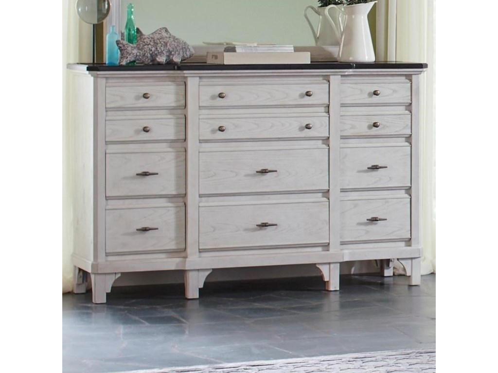 Avalon Furniture Mystic Caydresser