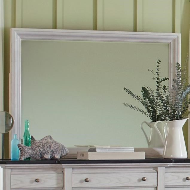 Avalon Furniture Mystic CayTransitional Mirror