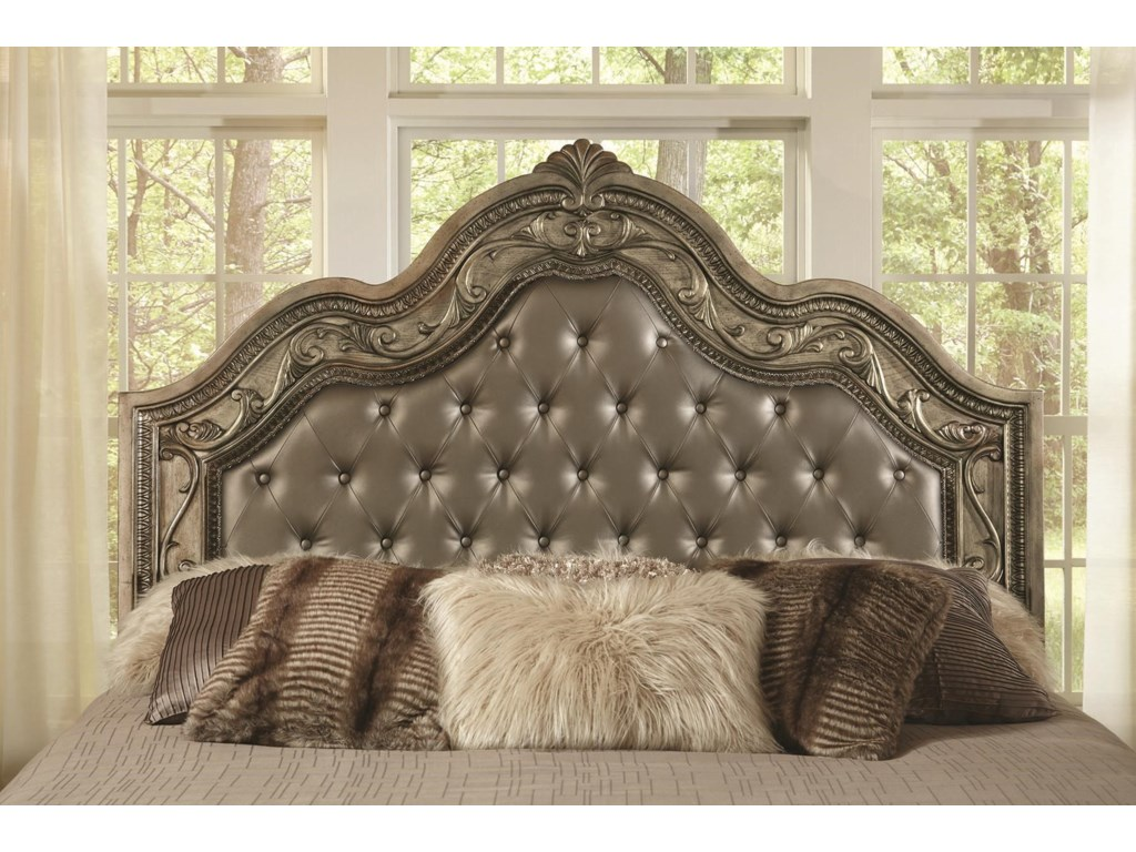 Avalon SevilleQueen 5 Piece Bedroom Group