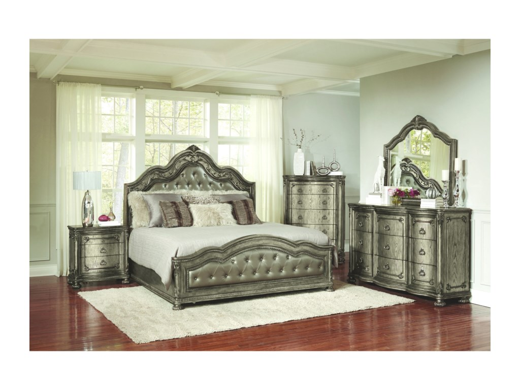 Avalon Seville9-Drawer Dresser