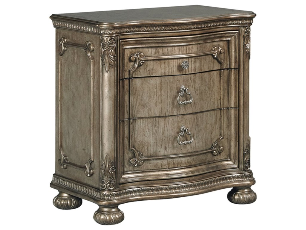 Avalon Furniture Seville2-Drawer Nightstand