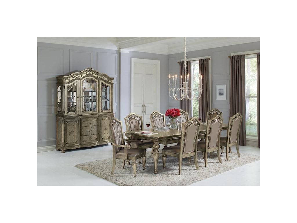 Avalon Furniture SevilleFormal Dining Room Group