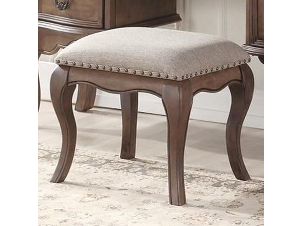 Avalon Furniture TulsaVanity Bench