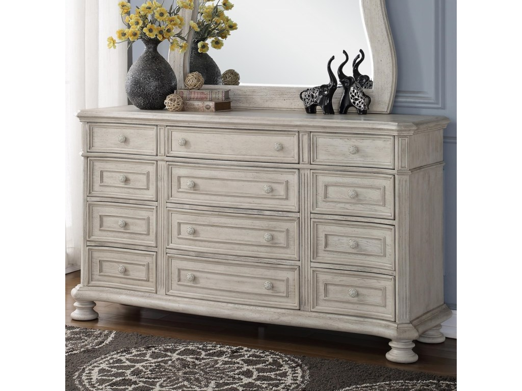 Avalon Furniture Barton CreekDresser