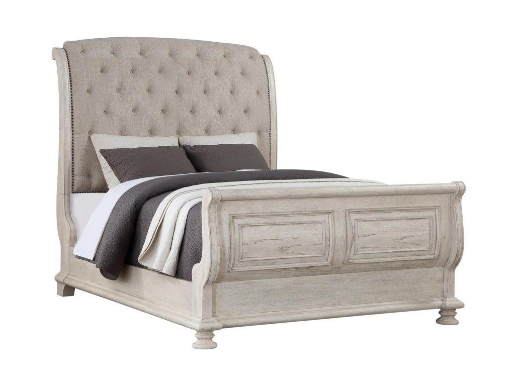 Avalon Furniture Barton CreekQueen Sleigh Bed