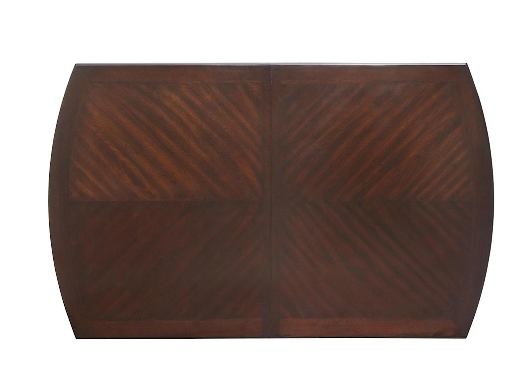 Avalon Furniture Dundee PlaceRectangular Leg Table