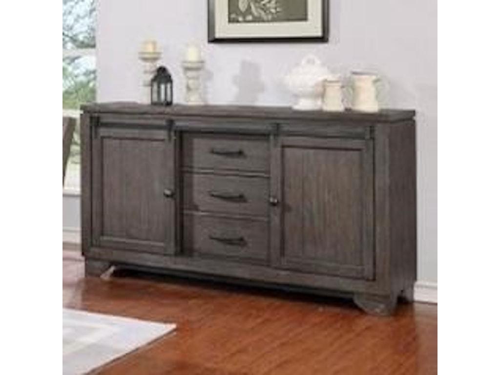 Avalon Furniture HomesteadServer