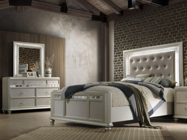 Queen Bedroom Sets in Memphis, Nashville, Jackson, Birmingham ...