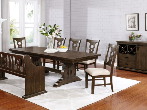 Page 6 Of Casual Dining Room Group Tri Cities Johnson City Tennessee Casual Dining Room