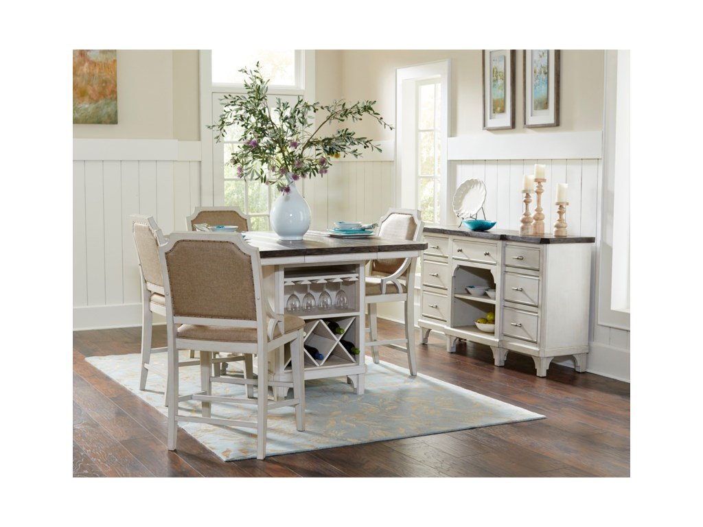 Avalon Furniture Mystic CayGathering Chair