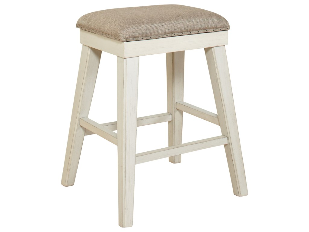 Pinnacle Mystic CayBarstool with Upholstered Seat