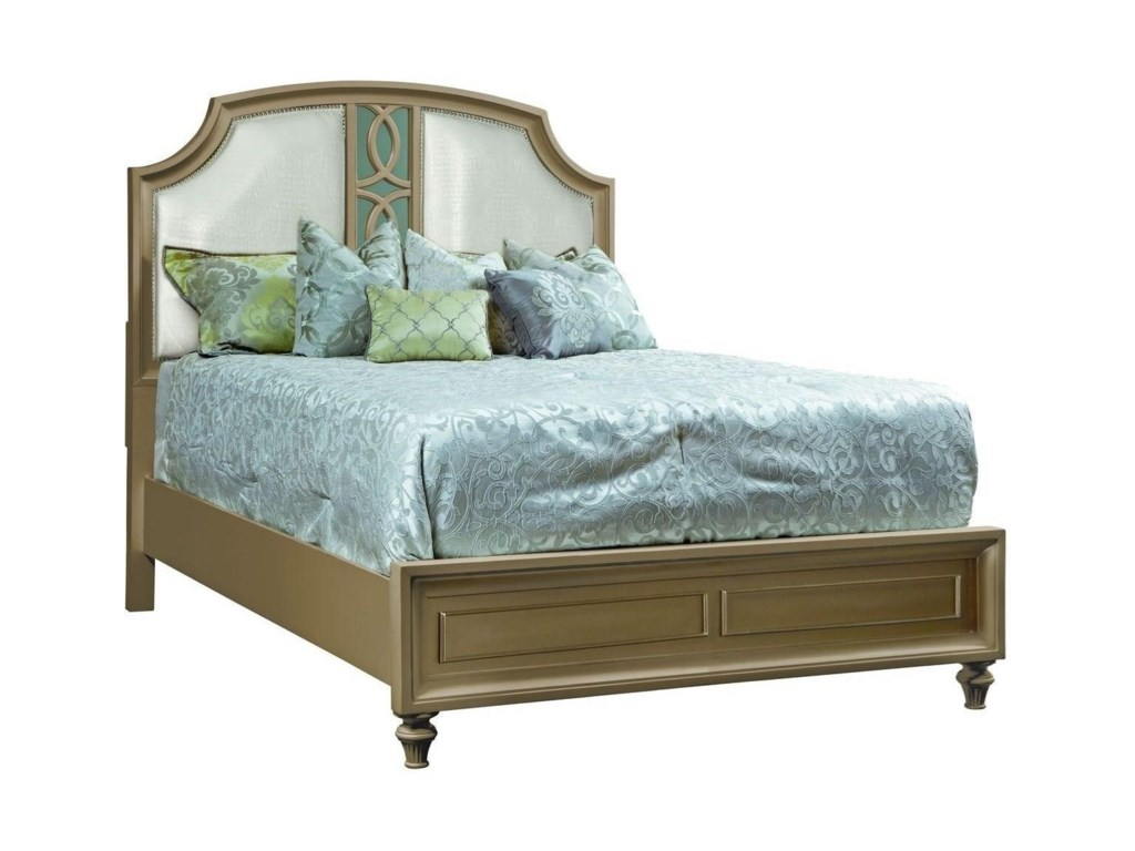 Avalon Furniture Regency GoldKing Bed