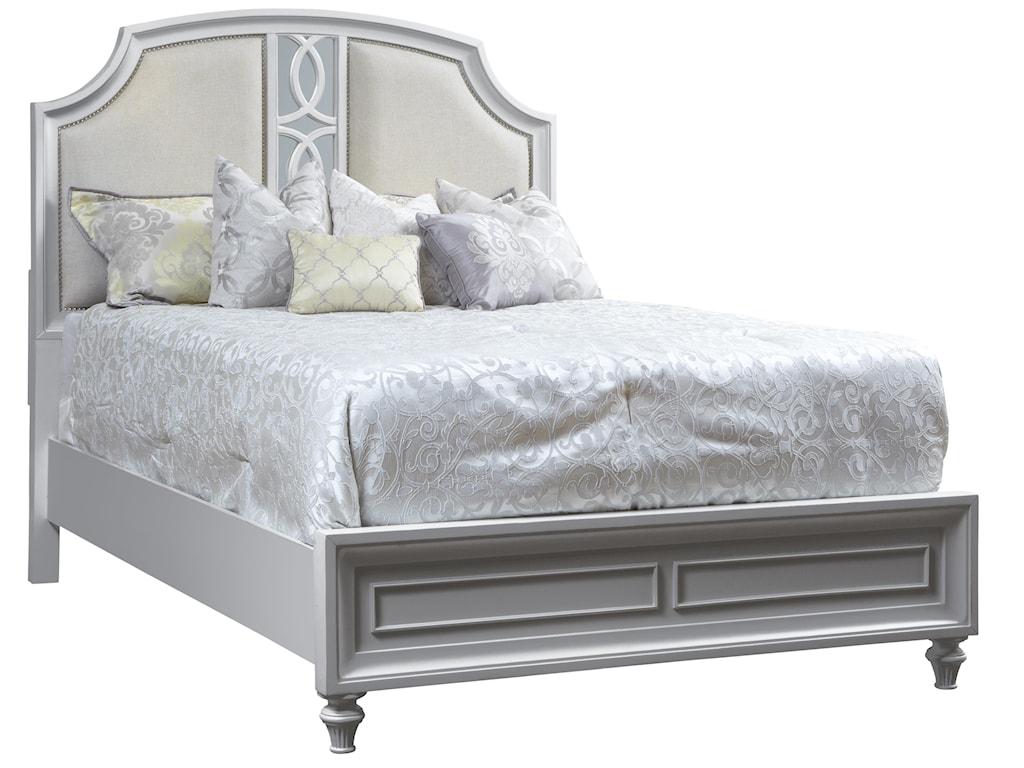 Avalon Furniture Regency ParkQueen Panel Bed
