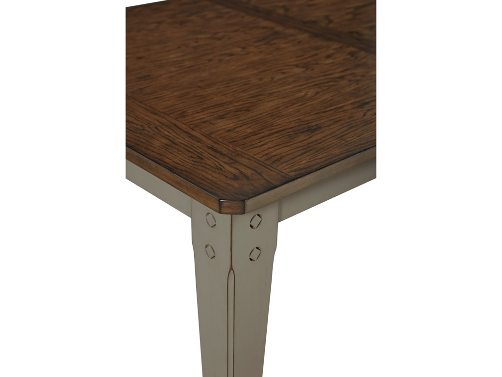 Avalon Furniture Shaker NouveauDining Table