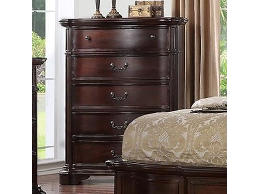 Avalon Furniture Lavon LakeChest of Drawers