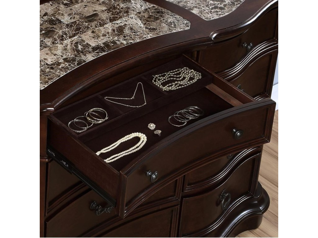 Avalon Furniture Lavon LakeDresser