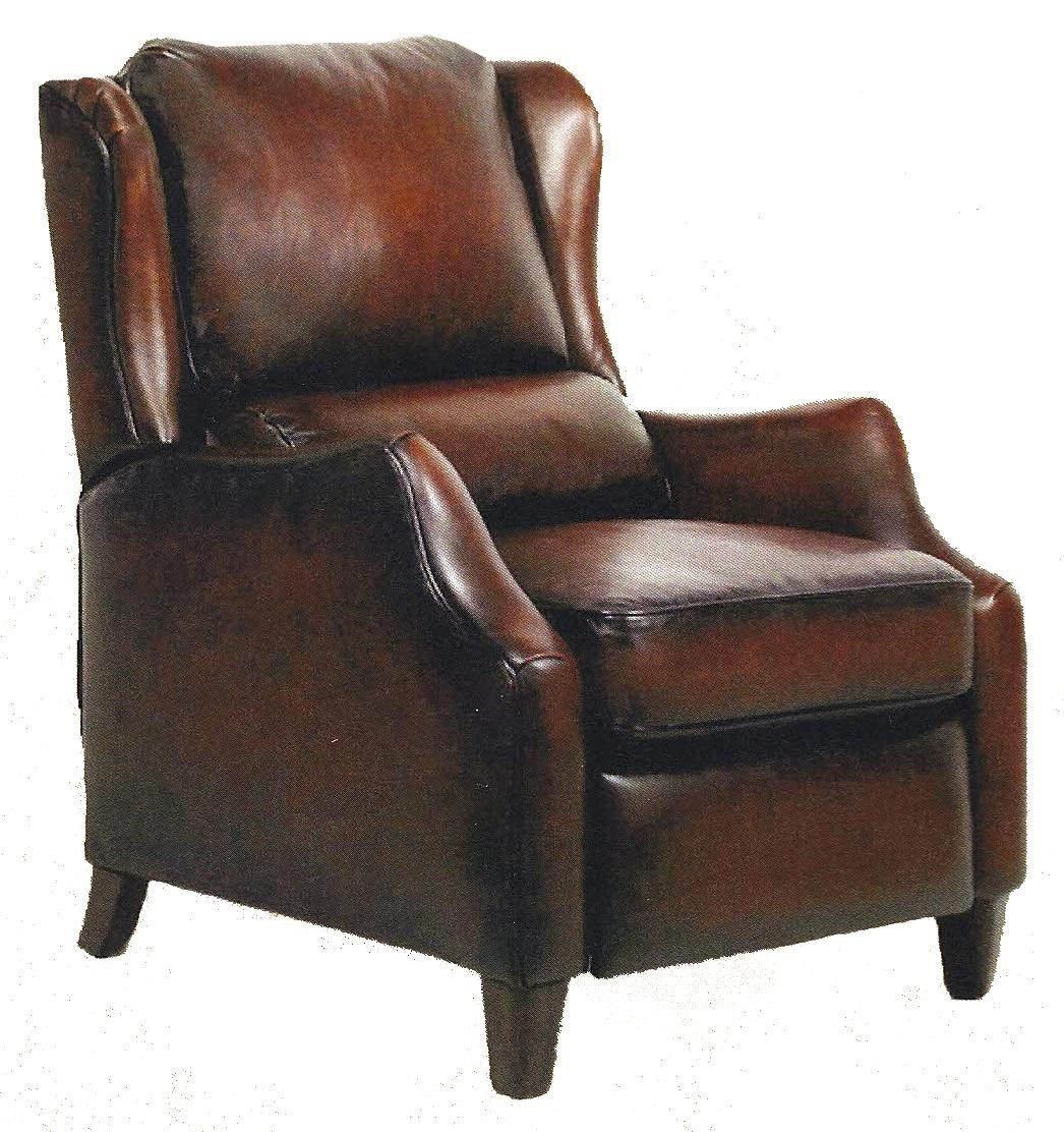 Vintage Reserve Berkeley II Recliner With Transitional Furniture Style