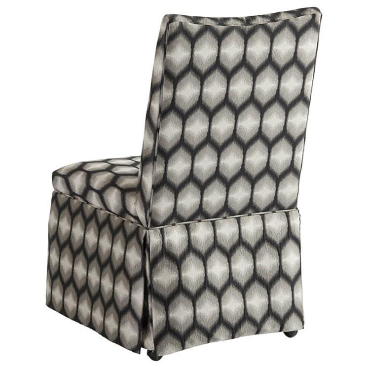 Barclay Butera Barclay Butera UpholsteryMackenzie Skirted Dining Side Chair