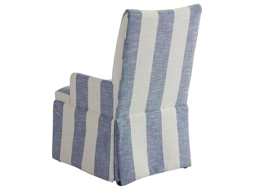 Barclay Butera Barclay Butera UpholsteryMackenzie Skirted Dining Arm Chair