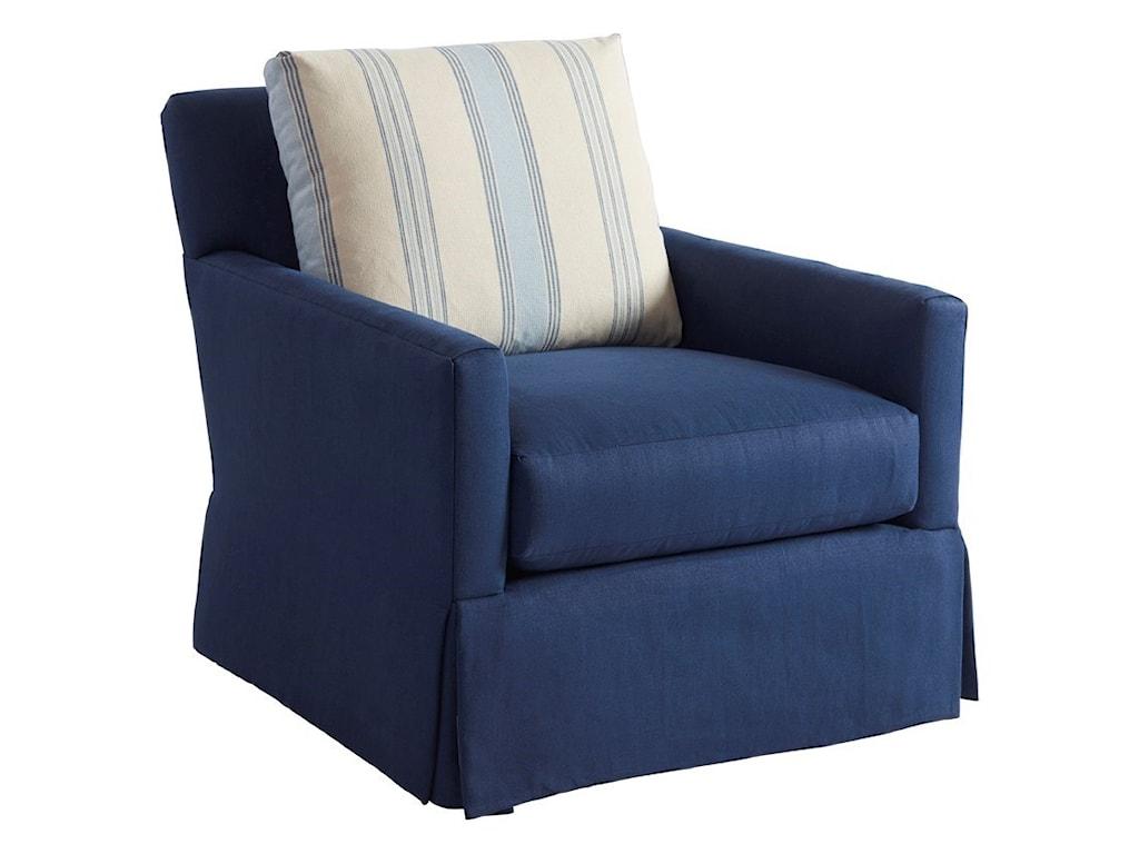 Barclay Butera Barclay Butera UpholsteryHarlow Swivel Chair