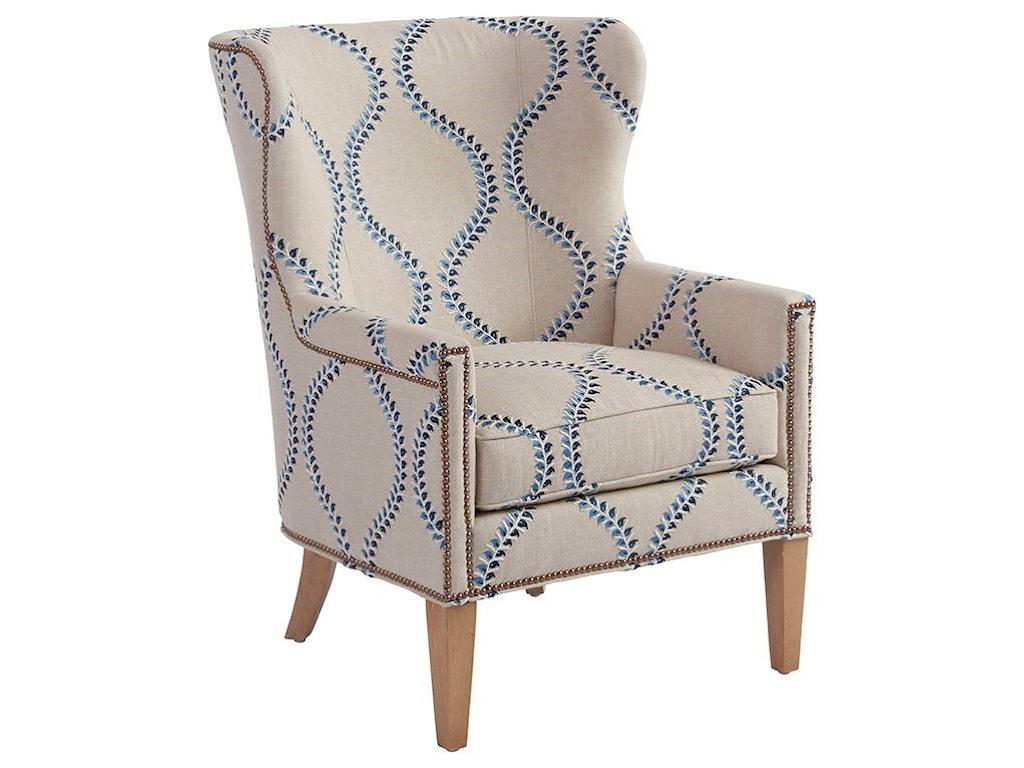 Barclay Butera Barclay Butera UpholsteryAvery Wing Chair