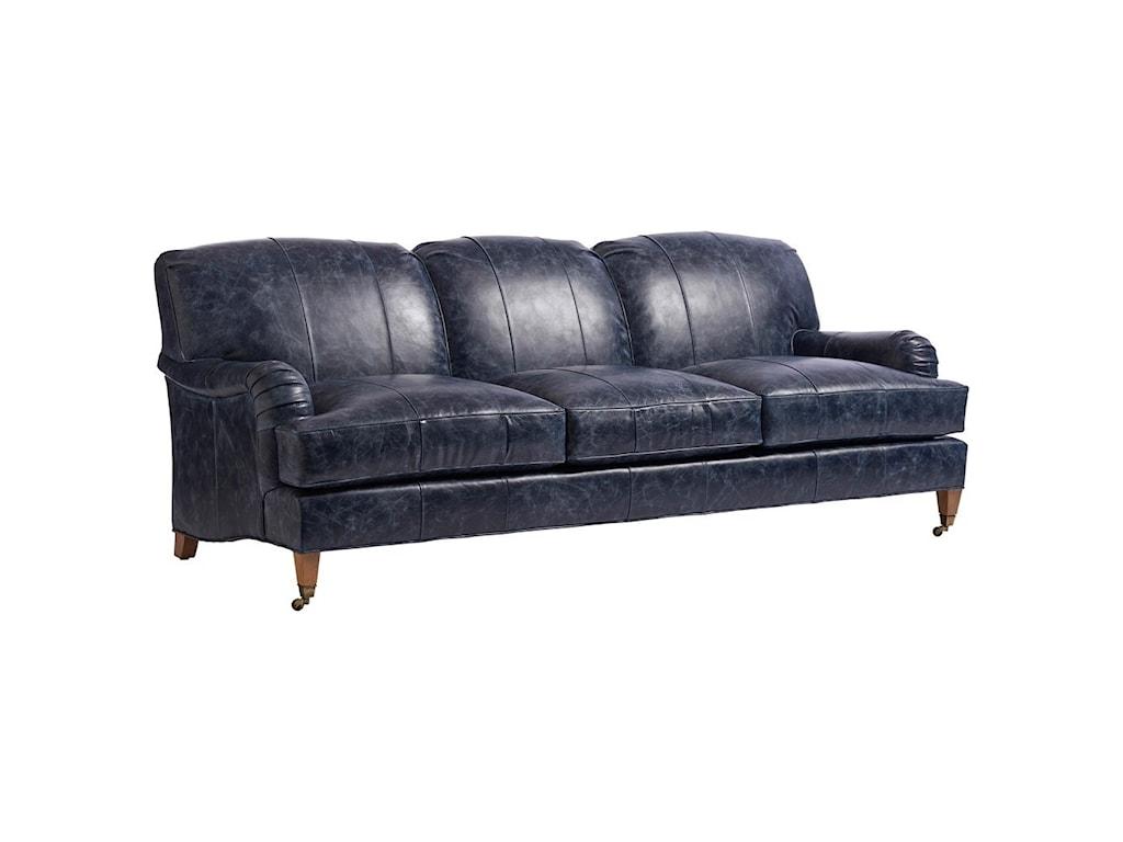 Barclay Butera Barclay Butera UpholsterySydney Sofa With Brass Casters