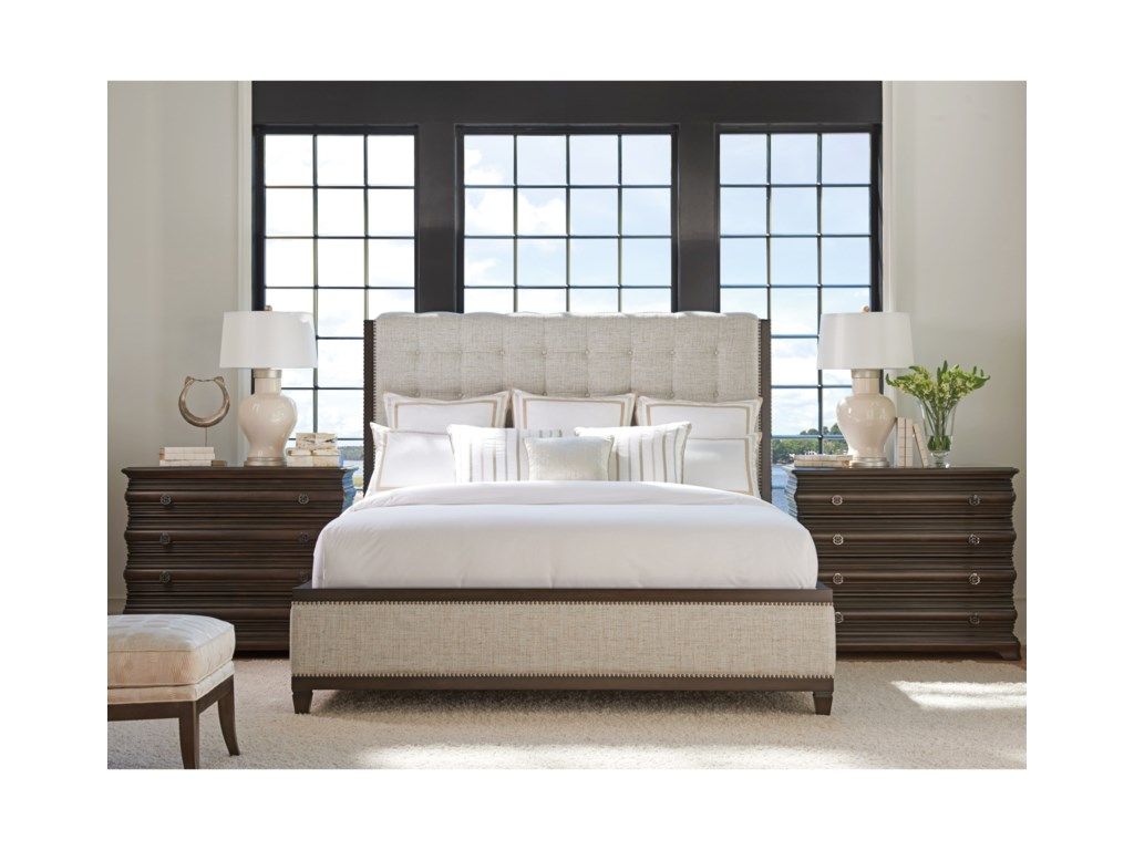 Barclay Butera BrentwoodKing Bedroom Group
