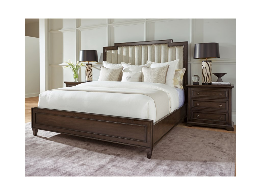 Barclay Butera BrentwoodQueen Bedroom Group