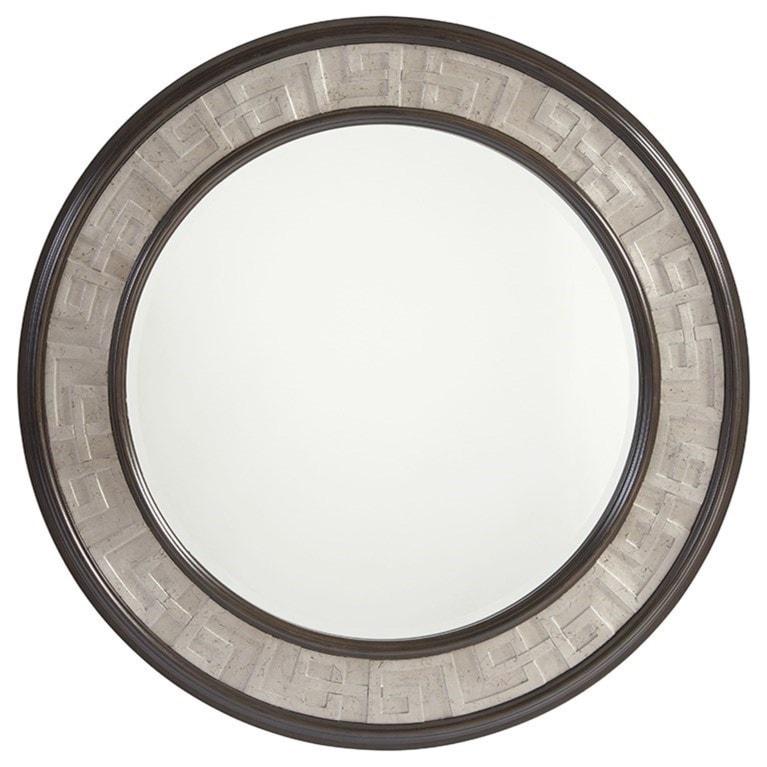 Barclay Butera BrentwoodGeorgina Round Mirror