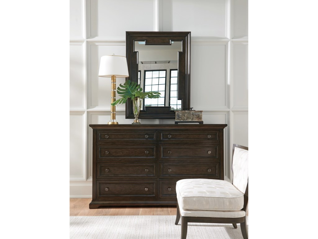 Barclay Butera BrentwoodHighwood Rectangular Mirror