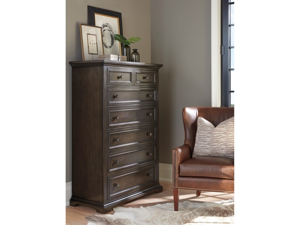 Barclay Butera BrentwoodBradford Six Drawer Chest