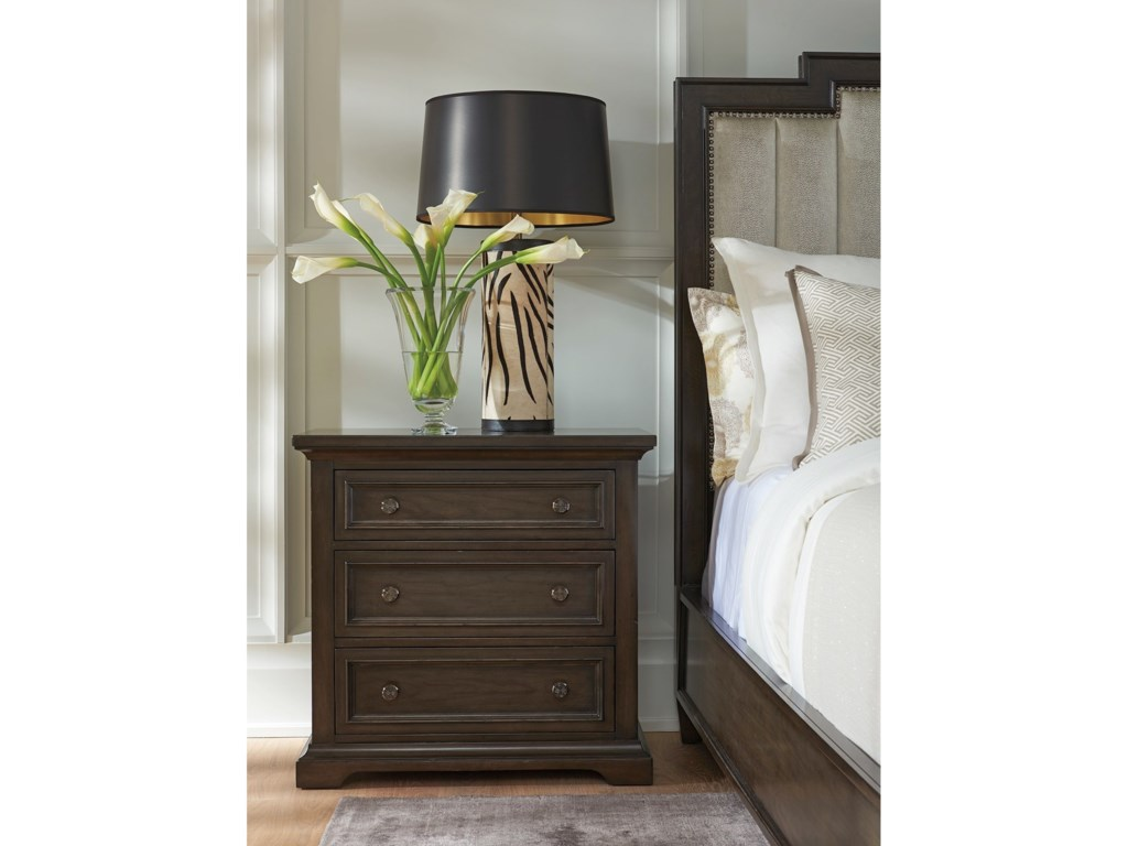 Barclay Butera BrentwoodCrestwood Nightstand