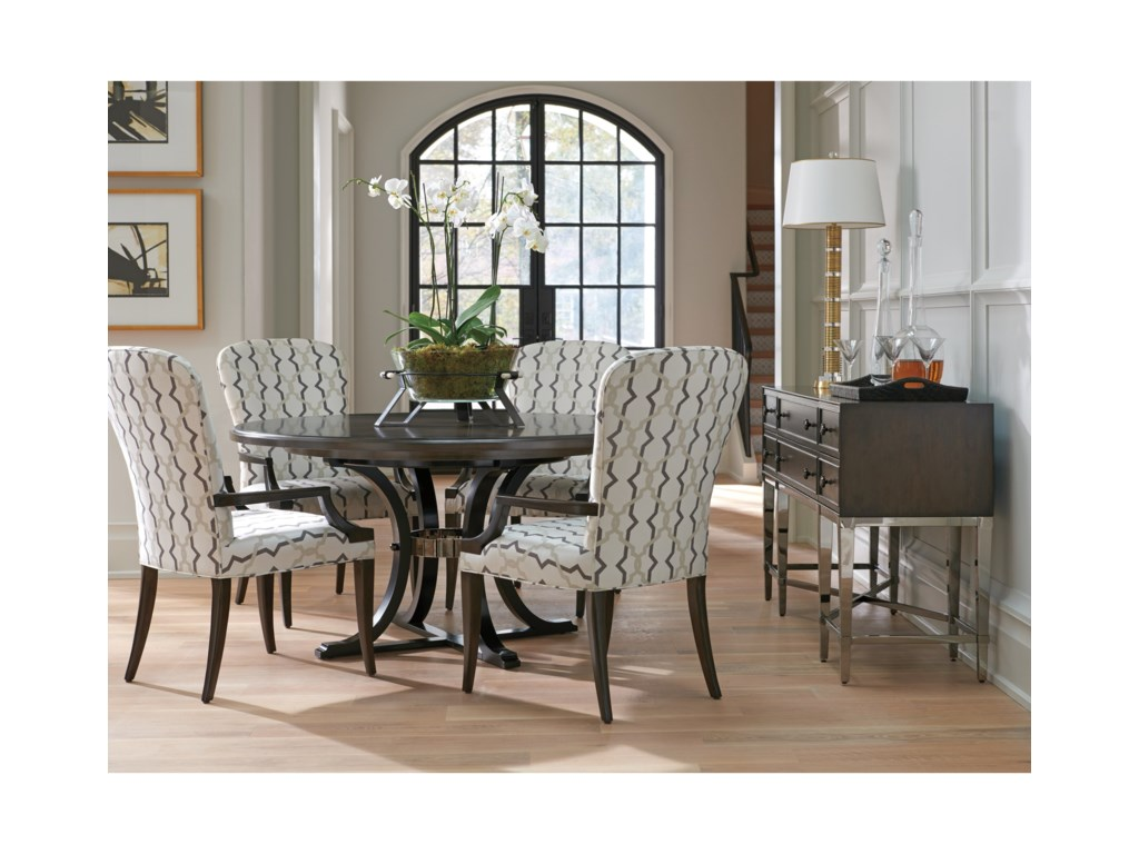 Barclay Butera Brentwood5 Pc Dining Set