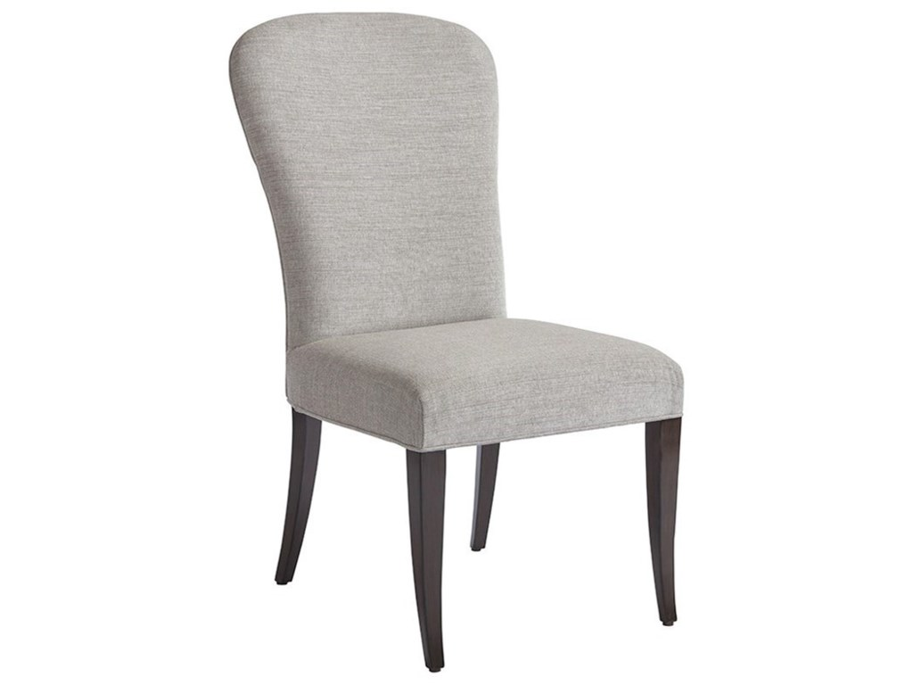 Barclay Butera BrentwoodSchuler Upholstered Side Chair (married)