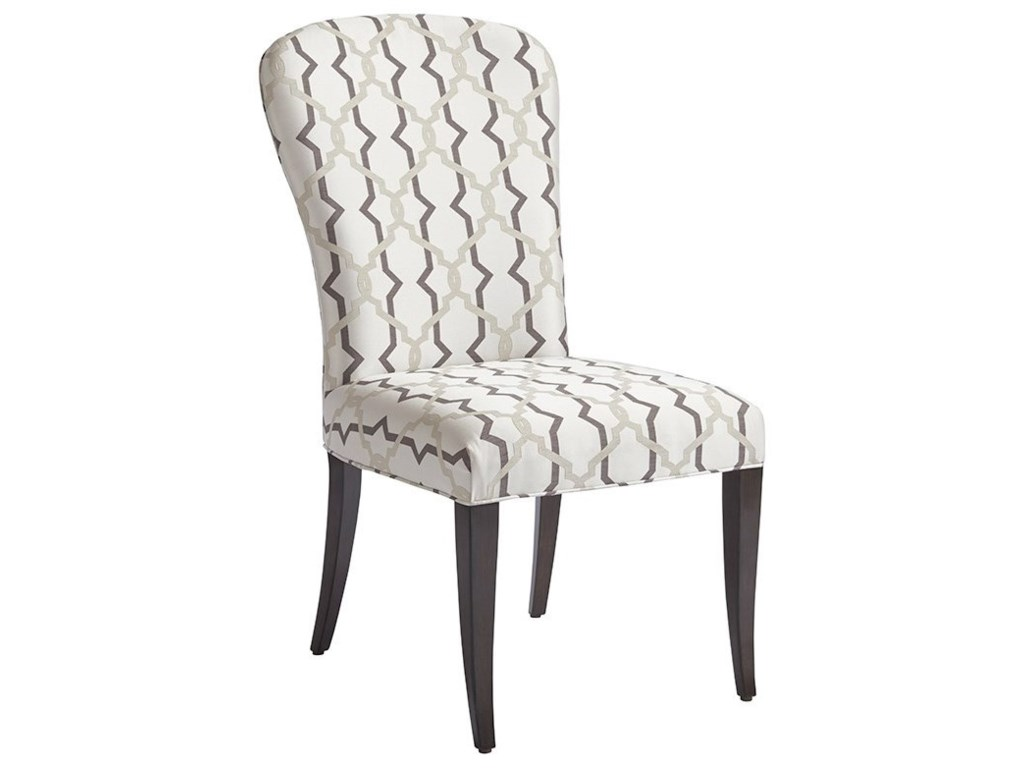 Barclay Butera BrentwoodSchuler Upholstered Side Chair (custom)