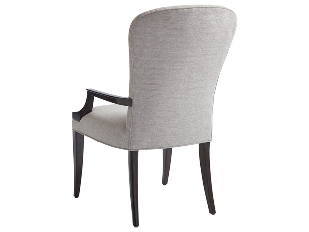 Barclay Butera BrentwoodSchuler Upholstered Arm Chair (married)