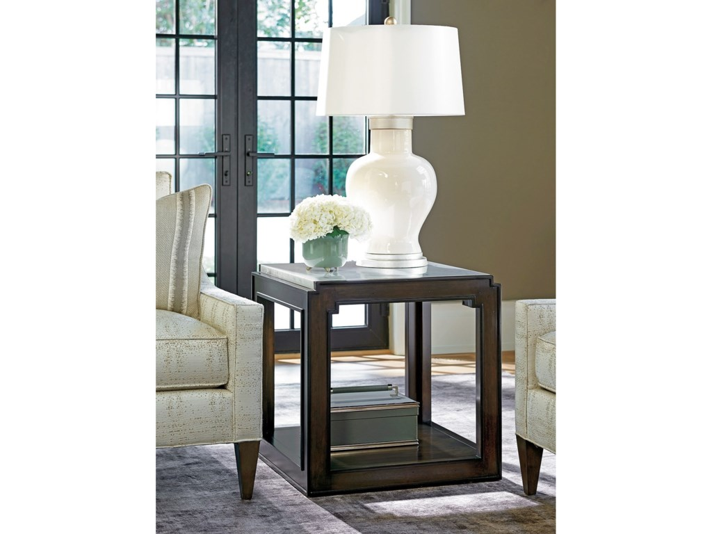 Barclay Butera BrentwoodDoheny Lamp Table