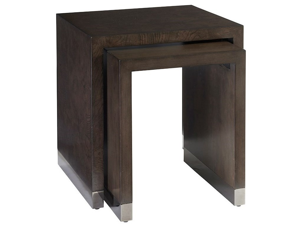 Barclay Butera BrentwoodDeerbrook Nesting Tables