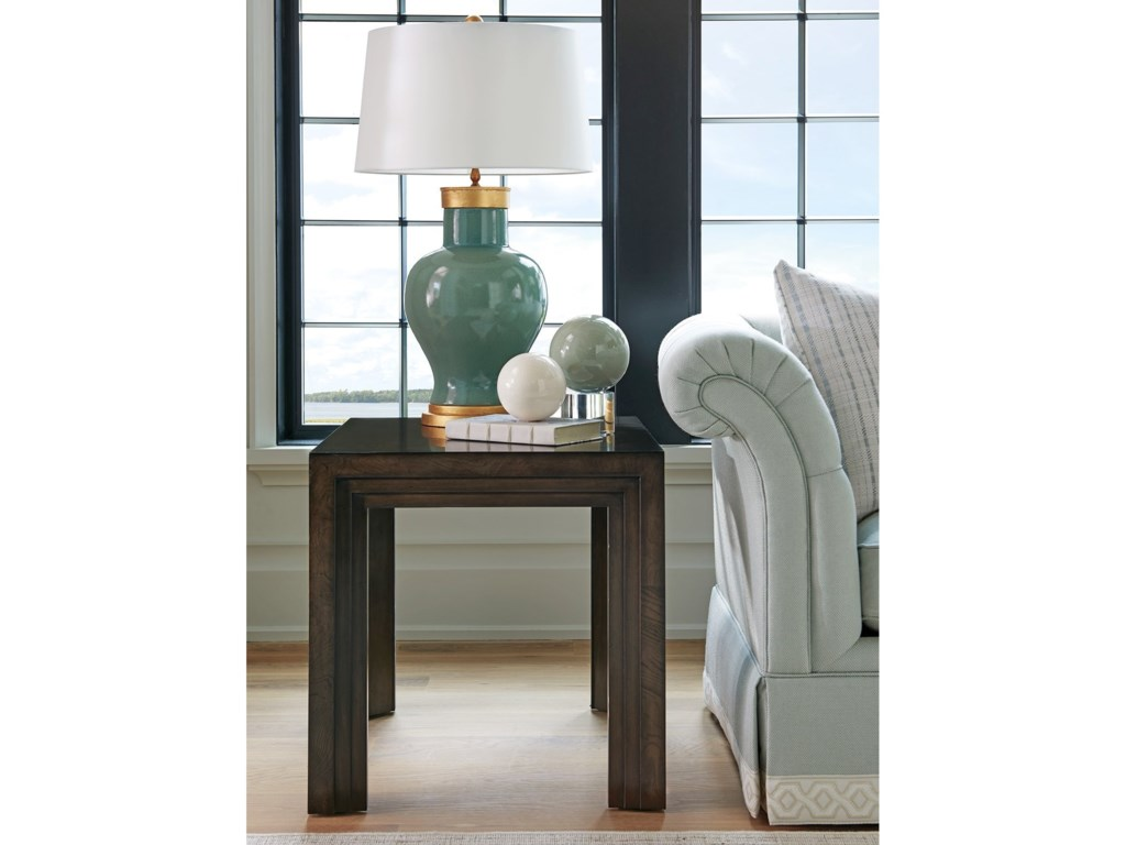 Barclay Butera BrentwoodEssex Lamp Table