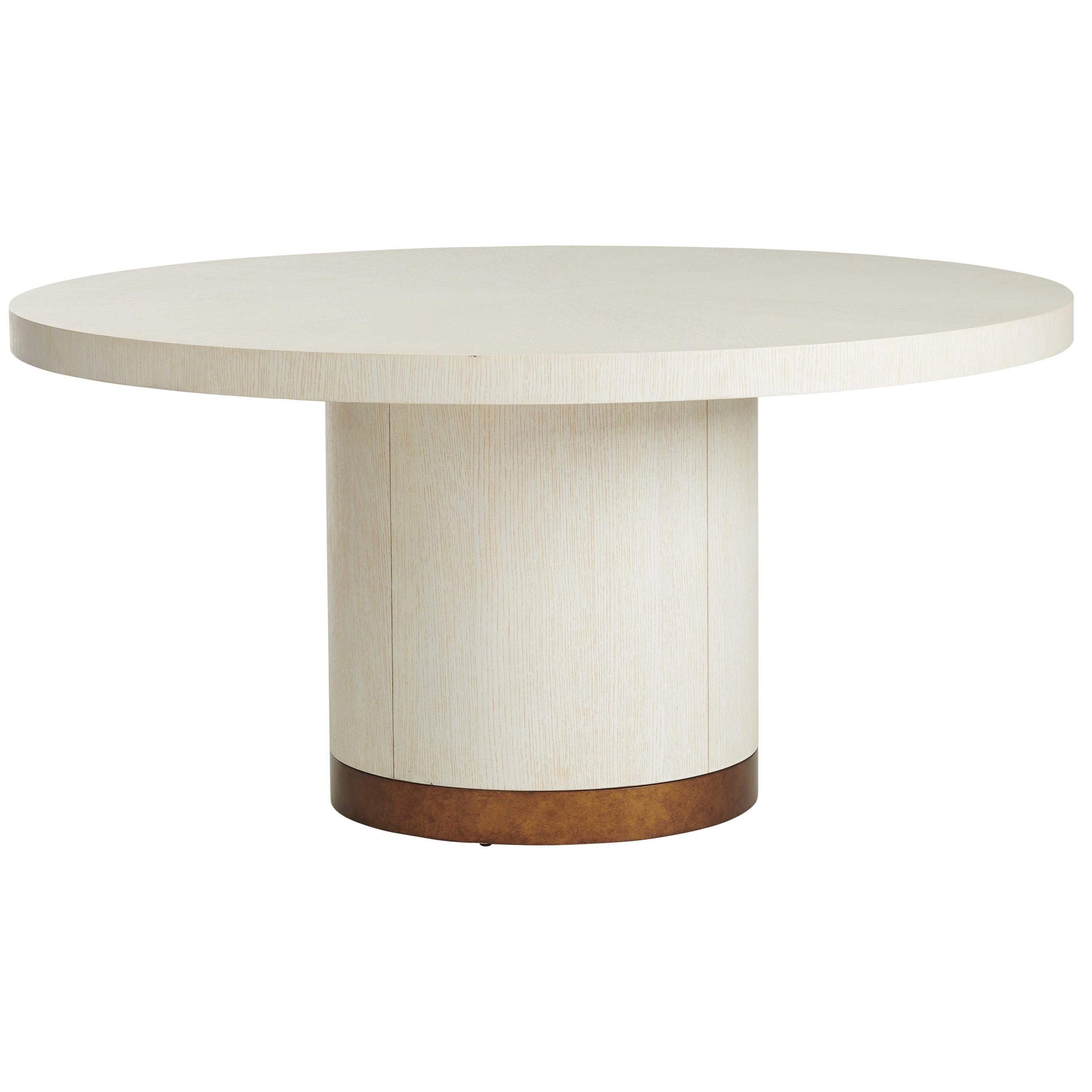 Selfridge Round Pedestal Dining Table