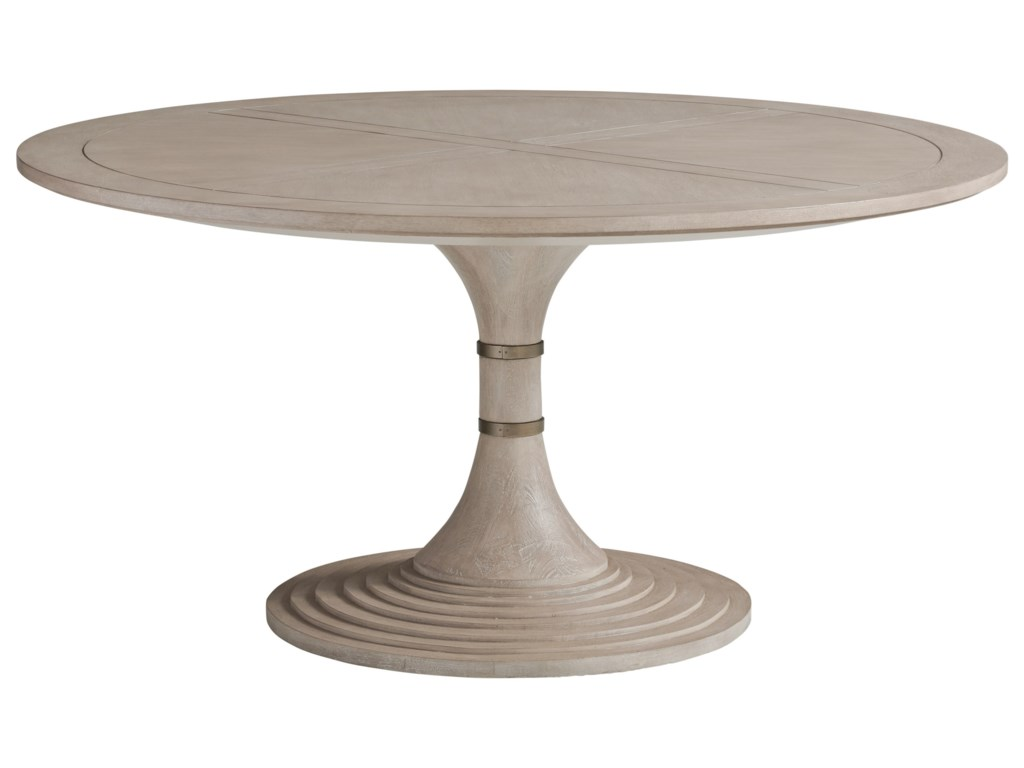 Barclay Butera MalibuKingsport Round Dining Table