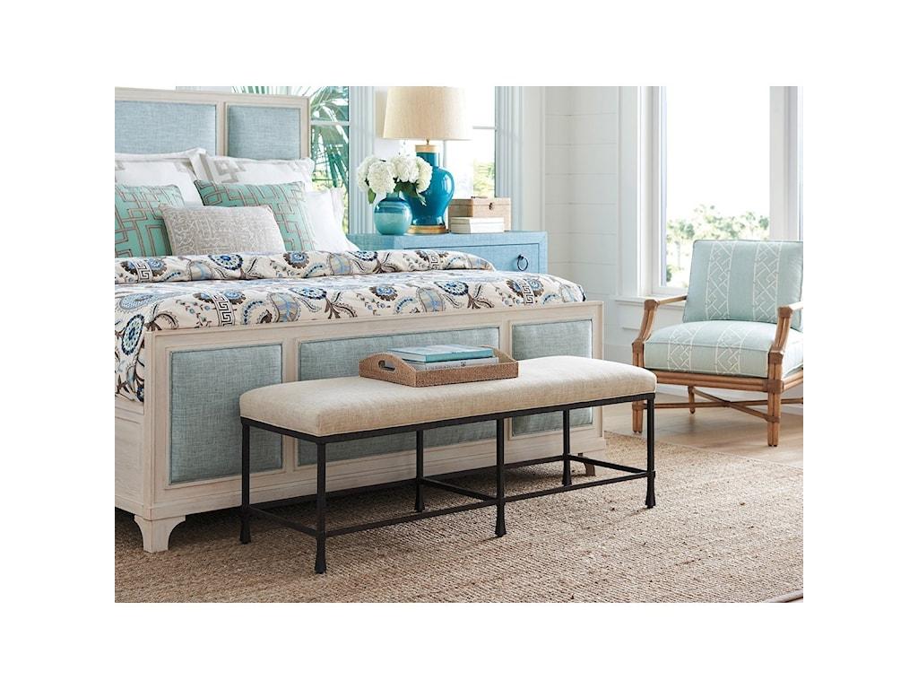 Barclay Butera NewportRuby Bed Bench