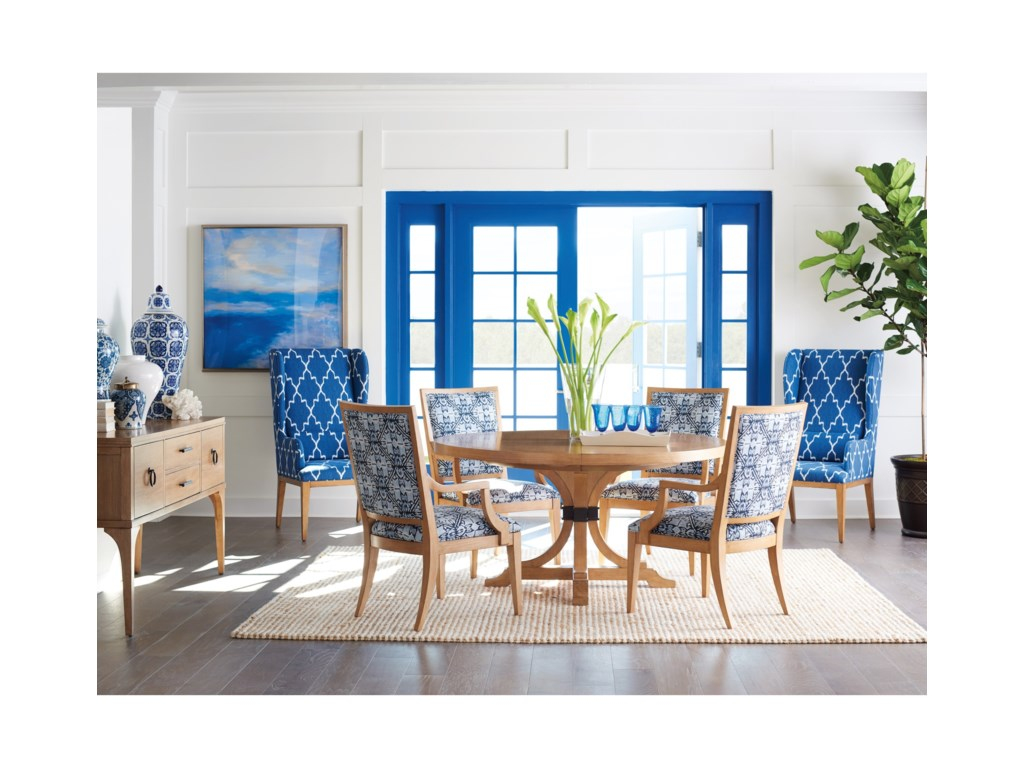 Barclay Butera Newport5 Pc Dining Set