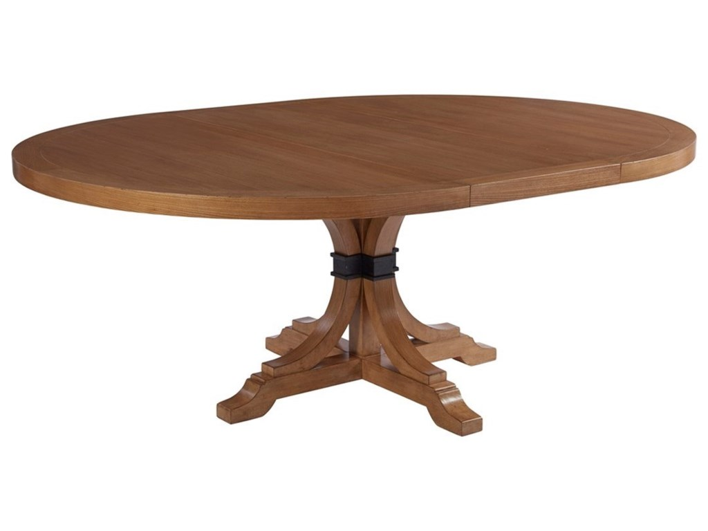 Barclay Butera NewportMagnolia Round Dining Table
