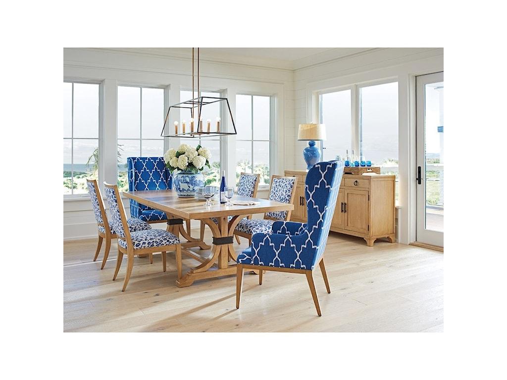 Barclay Butera NewportOceanfront Rectangular Dining Table