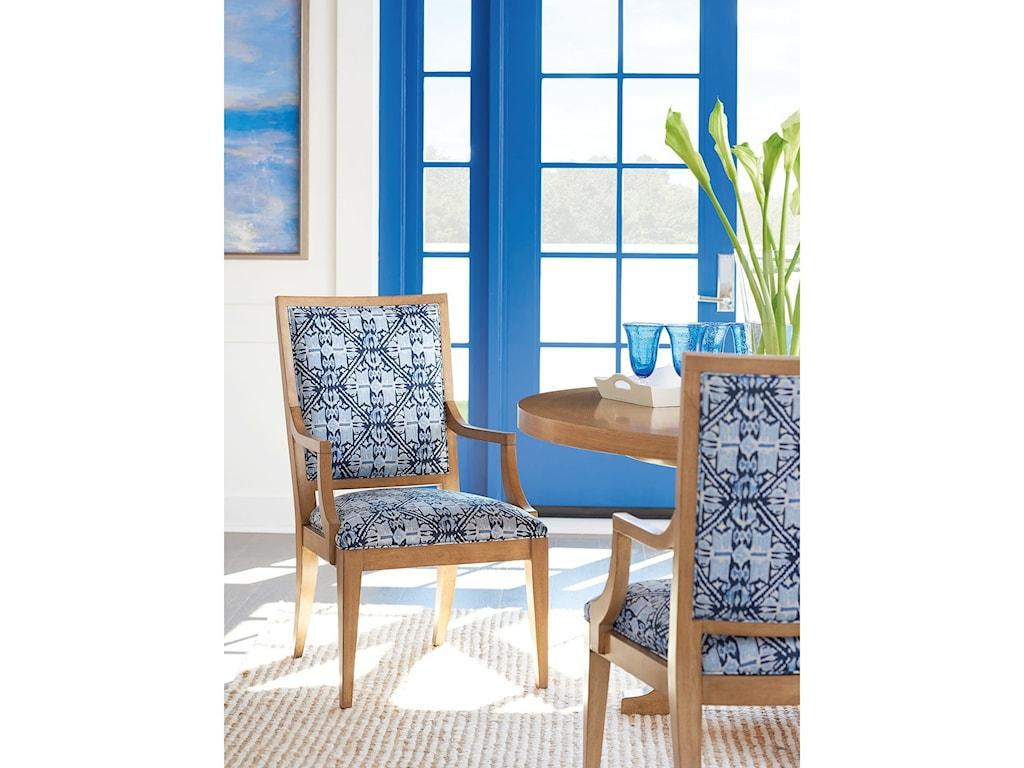 Barclay Butera NewportEastbluff Arm Chair