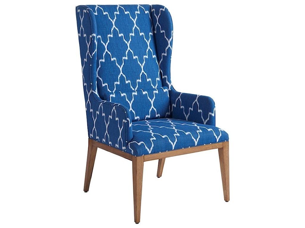 Barclay Butera NewportSeacliff Host Wing Chair
