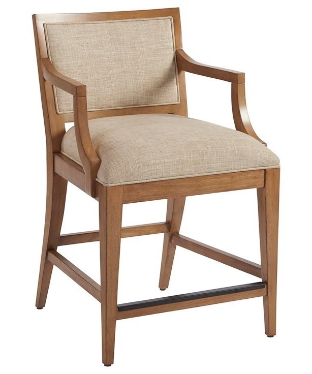 Barclay Butera NewportEastbluff Counter Stool (married)