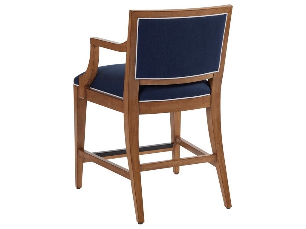 Barclay Butera NewportEastbluff Counter Stool